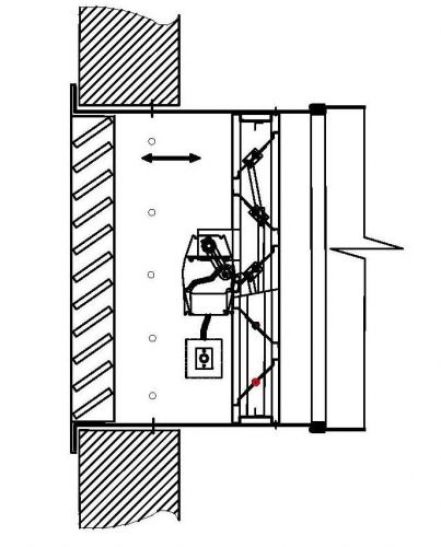 Safe air of illinois dampers fire and smoke dampers for Motorized outside air damper